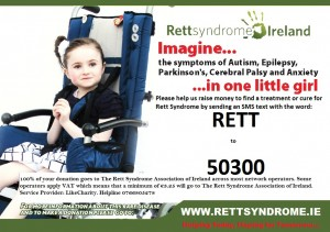Text RETT to 50300